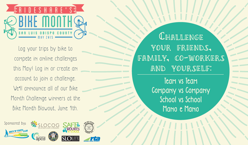SLO Bike Month 2015